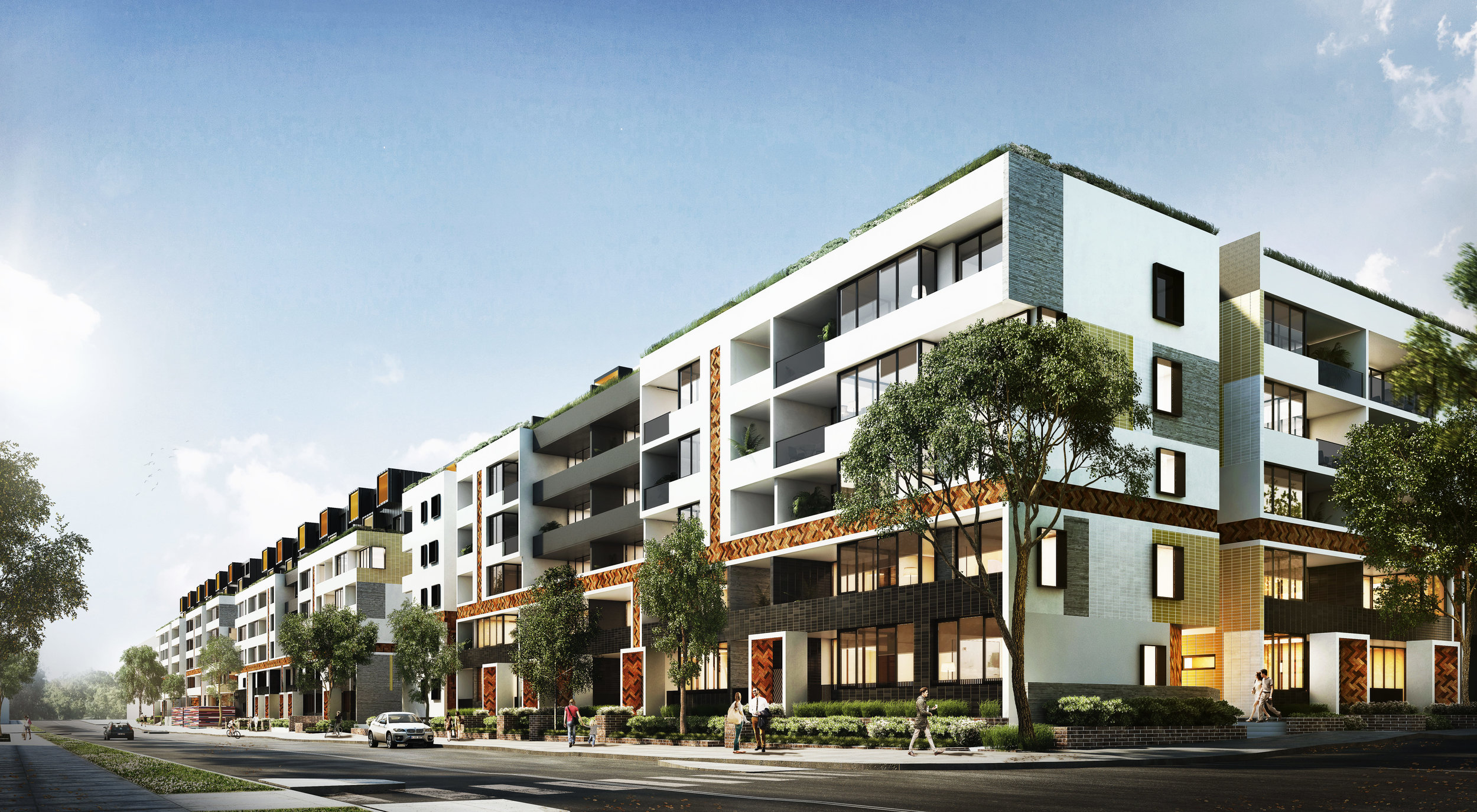Dexus Phase 3- The Gallery - Exterior