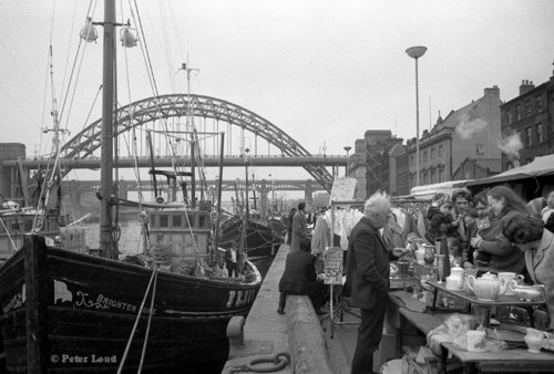 Quayside - Get acquainted with The Quayside