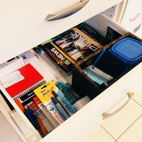 drawer post