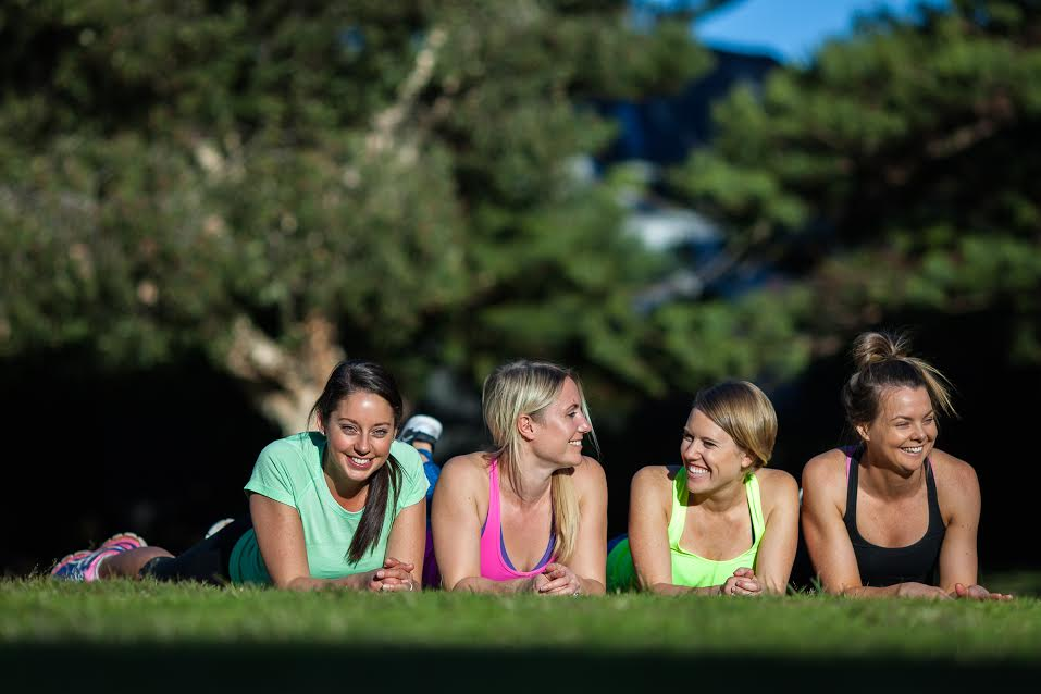 Do something you love! - At BUF Girls - this is our number one belief about exercise
