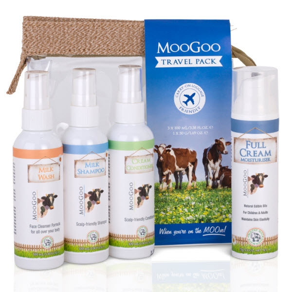 MooGoo - A family owned, Australian company with an entire range of natural and gentle products that are made with effective ingredients and no gimmicks. All MooGoo's products are designed to keep the skin or scalp moist, supple and using high quality, natural ingredients. They simply love natural plant oils and extracts.