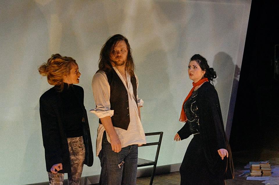 Eugene Ionesco's The Shepherd's Chameleon - Written By Eugene Ionesco|Directed By Moji Kareem |Composed by Theo Vidgen