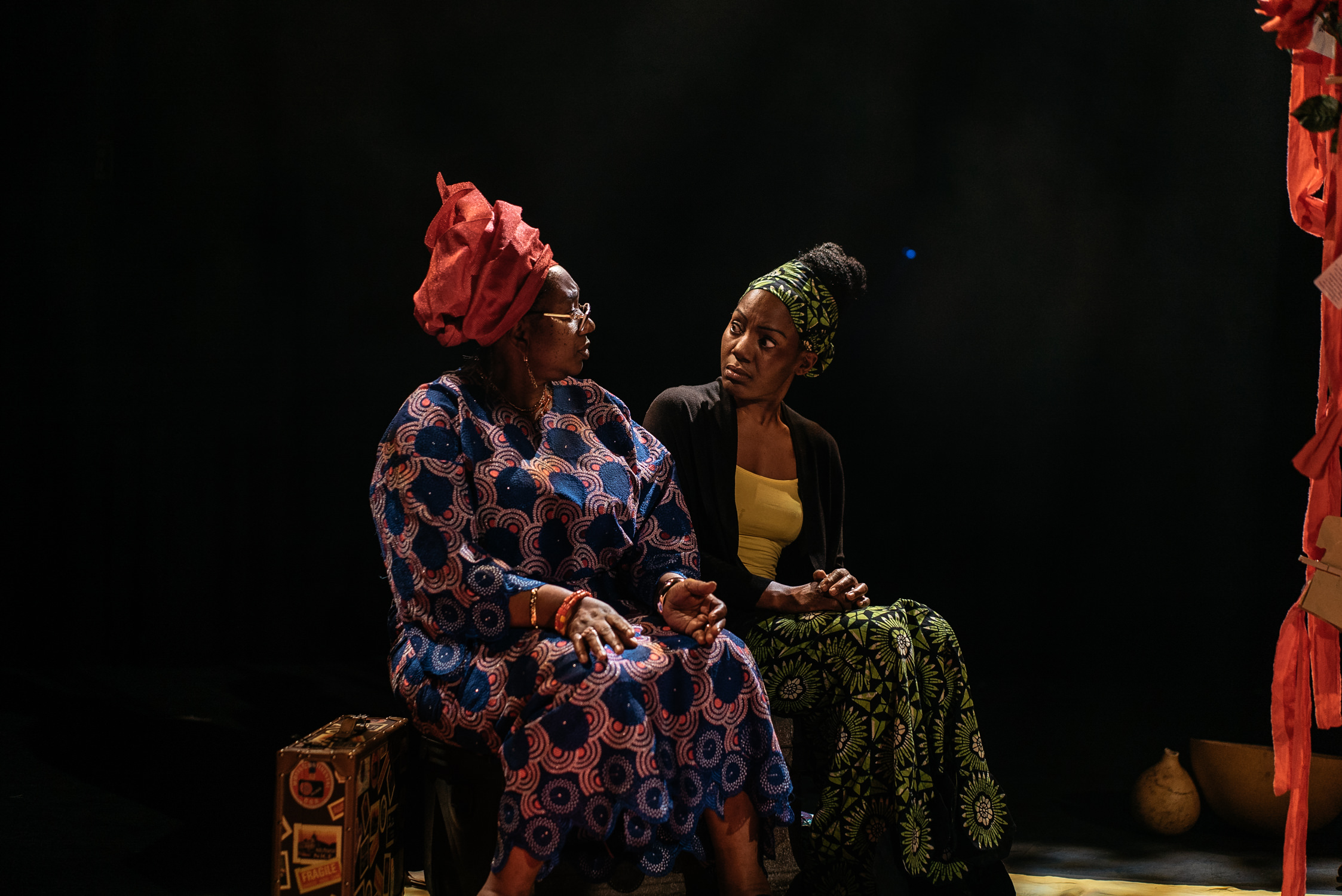 SHADOWS IN DIFFERENT SHADES - By Oladipo Agboluaje |From An Original Concept Inspired And Directed By Moji Kareem |Original Music And Lyrics Composed And Directed By Juwon Ogungbe
