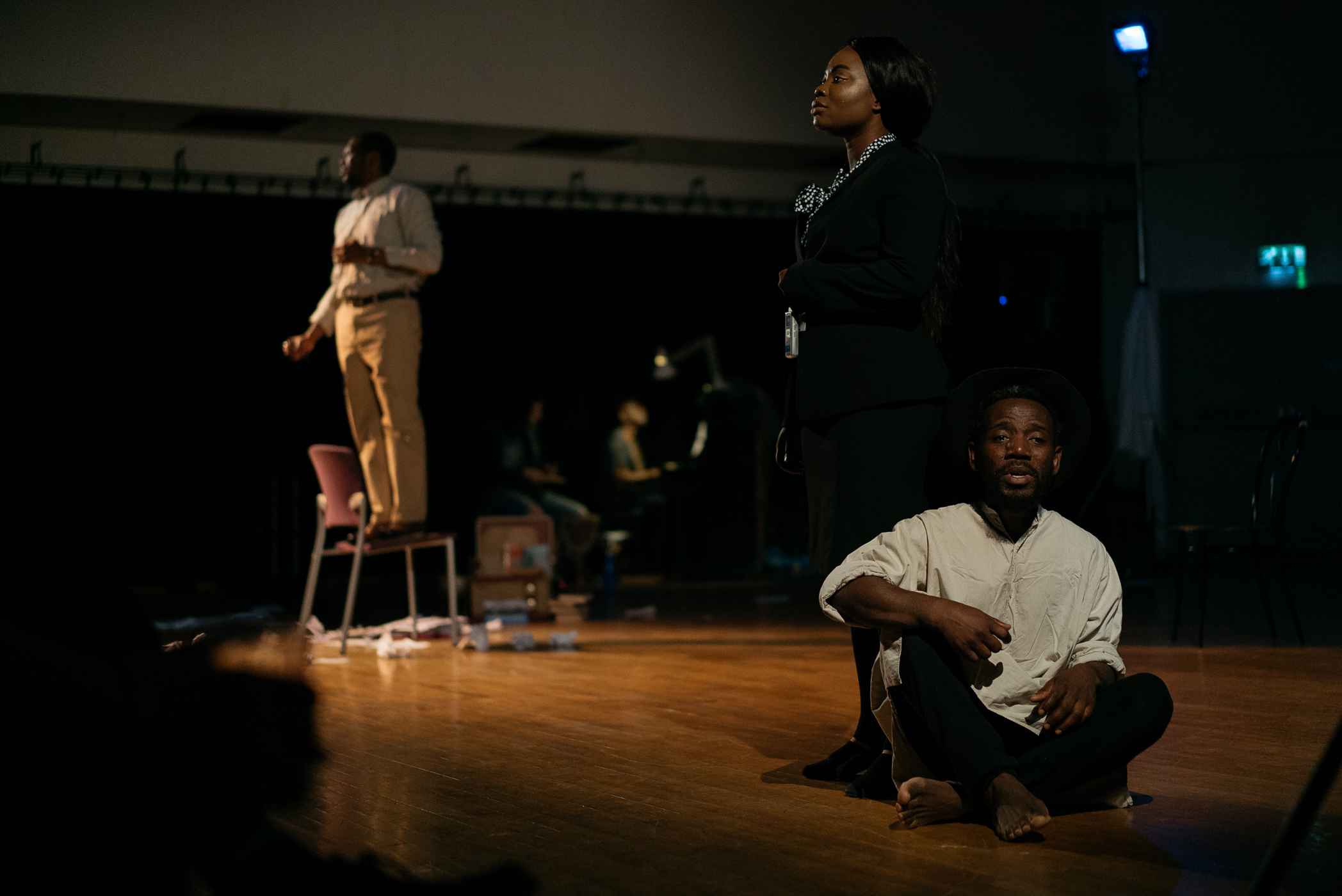 I AM DAVID OLUWALE - By Debo Oluwatuminu |Director: Moji Kareem |Composer & Musical Director: Juwon Ogungbe