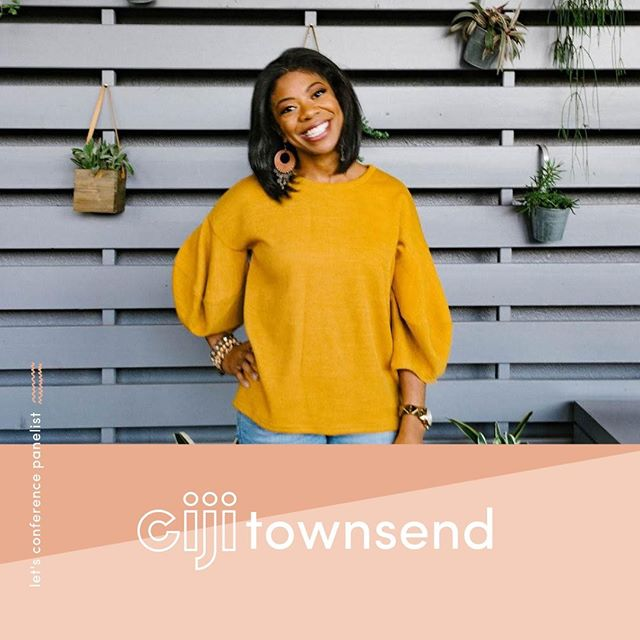 Speaker announcement ✨ Chief Motivator at @BalancedNotBusy, Ciji provides practical solutions to stop glorifying busyness and find balance. Ciji helps others to live with intention, focus on energy management, prioritize passions and unapologetically find balance. We can't wait to learn more from Ciji at #LetsConference on June 30th!⠀ ⠀⁣⠀ ⠀⁣⠀ .⠀⠀⠀⠀⠀⠀⁣⠀ .⠀⠀⠀⠀⠀⠀⠀⠀⠀⁣⠀ . ⠀⠀⠀⠀⠀⠀⠀⠀⠀⁣⠀ #womensconference #atlantaconference #atlgirlgang #yoursocialteam #theeverygirl #chooselovely #whyiloveatl #pursuepretty #atlgirlboss #discoveratlanta #discoveratl #thehappynow #flashesofdelight #amblifeiscolorful⠀