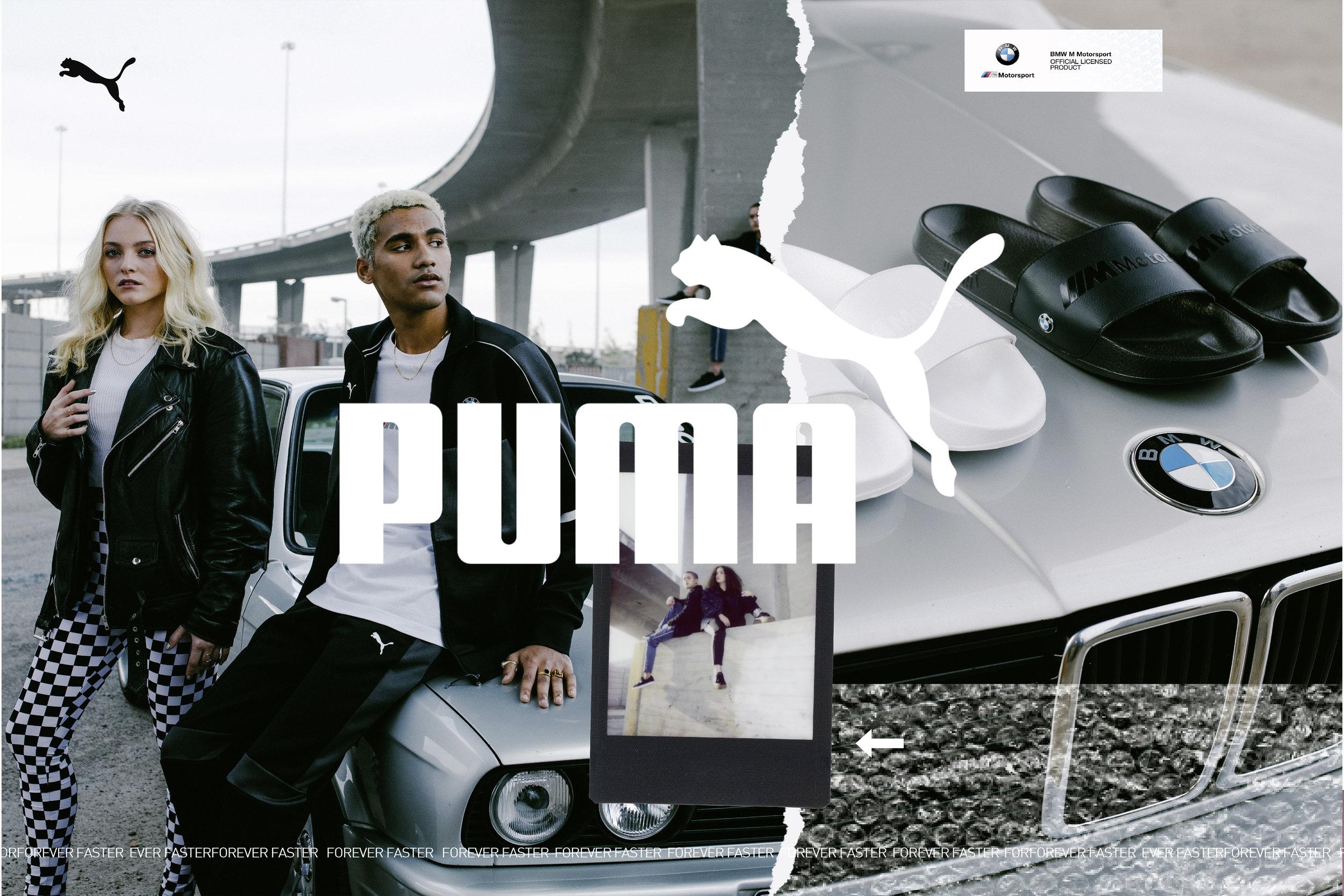 PUMA Motorsport SS19 Campaign