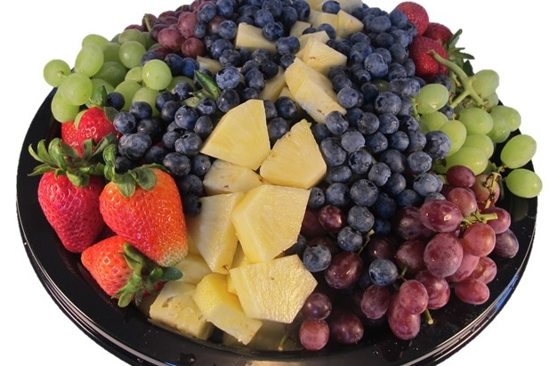 Fruit Trays - Let us know what types of fruits you would like to have. We will source, arrange and have it ready for pickup for your event.
