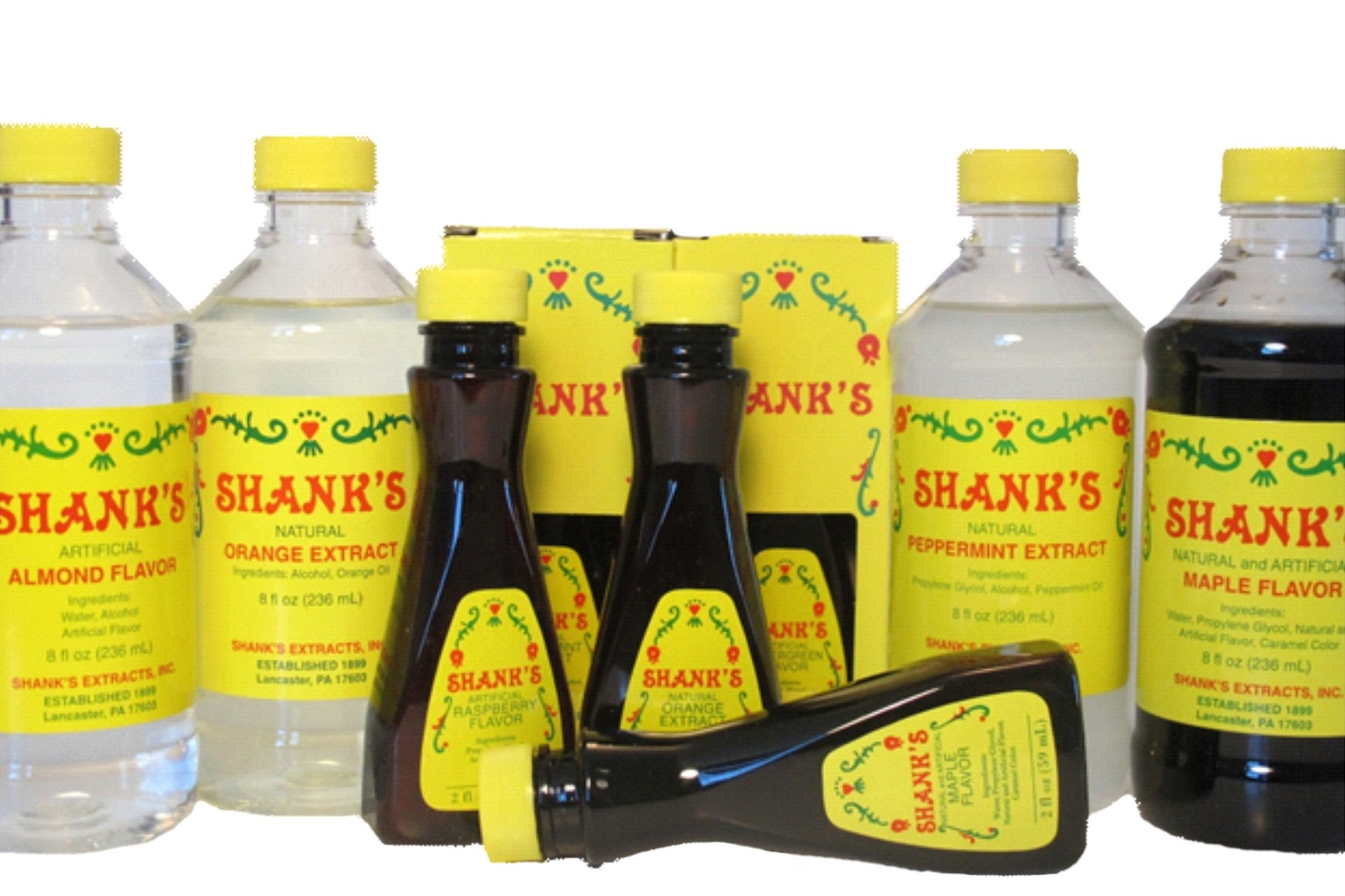 Shank's Extracts -