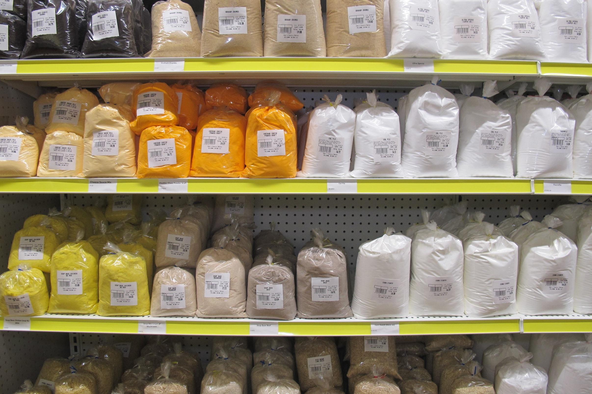 Bulk Foods -