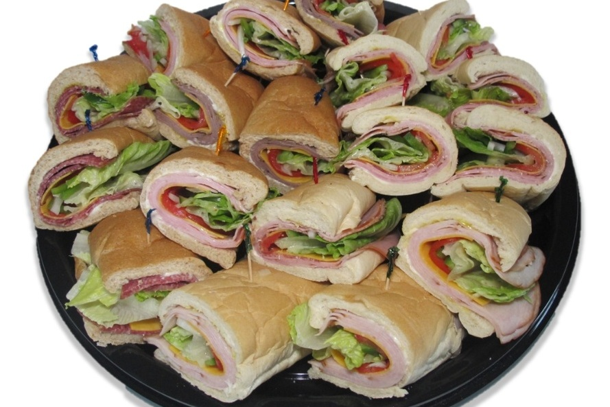 Sandwich Trays   Fresh cut deli meats, freshly baked breads, assembled and arranged on a tray for you!