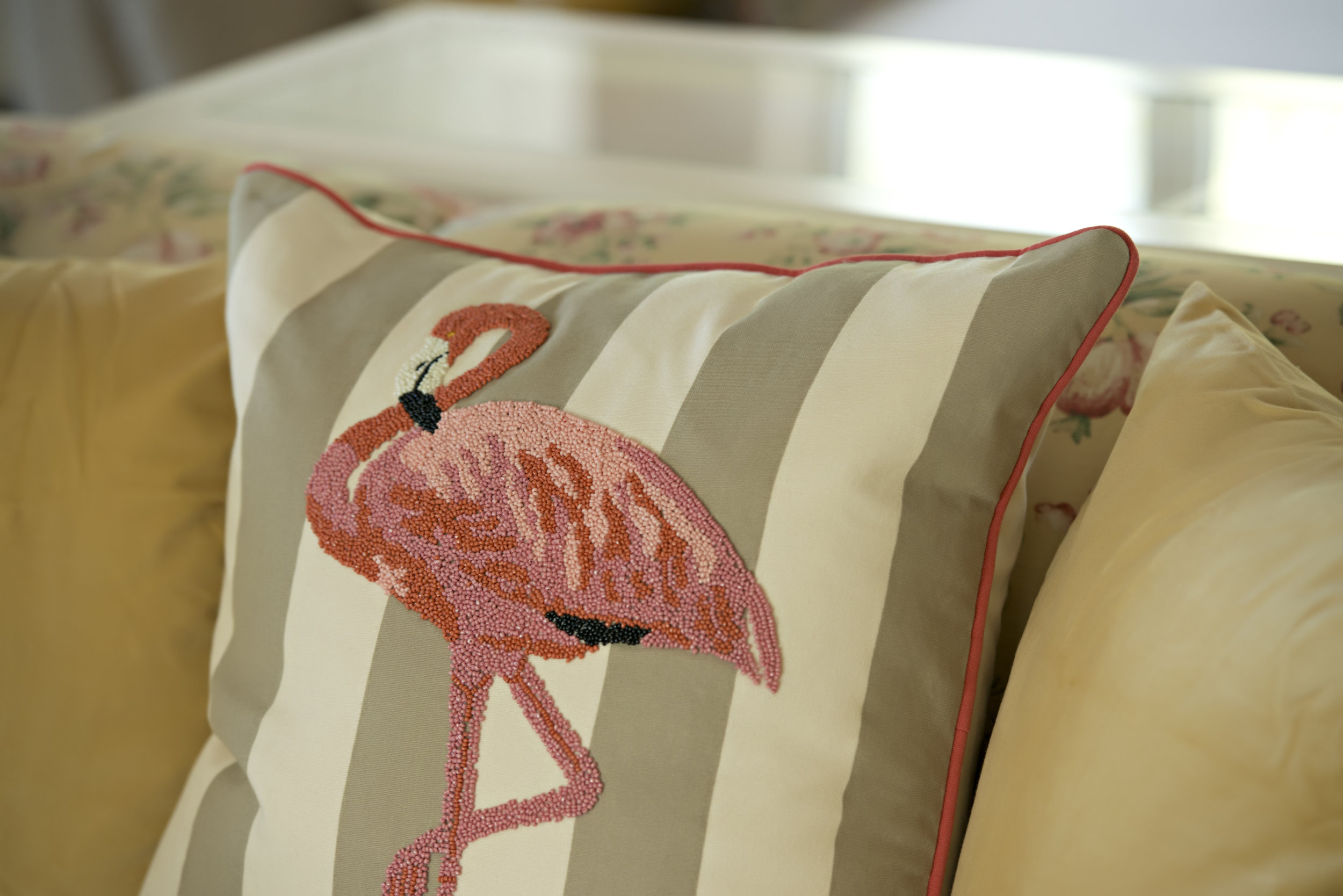 Candace-Plotz-Design-Beach-House-1-Project-Flamingo-Cushion