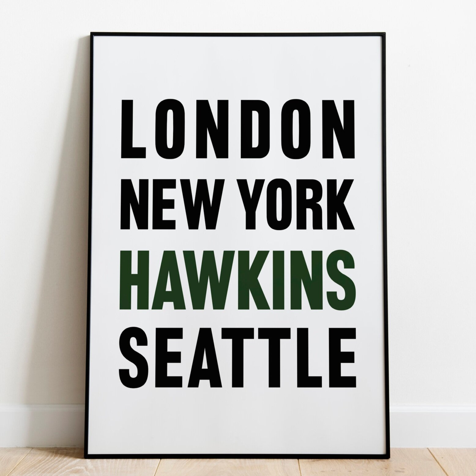 Travel - Hawkins