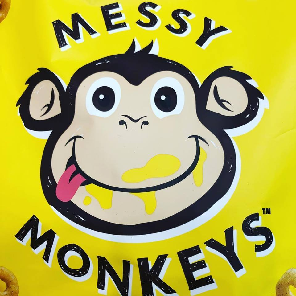 """🐵Messy Monkey Food review!🐵  ❌relatively low in whole grains at 36% and quite processed  ❌salt is a little too high (usually use cut off around 300mg per 100g)  ❌not a great source of fibre  ✅natural flavours  ✅nut free  ✅low in sugar  🔍The verdict: as they would say in Italy """" cosi' cosi' """"....meaning these are a """"so so"""" snack- not amazing and not terrible!"""