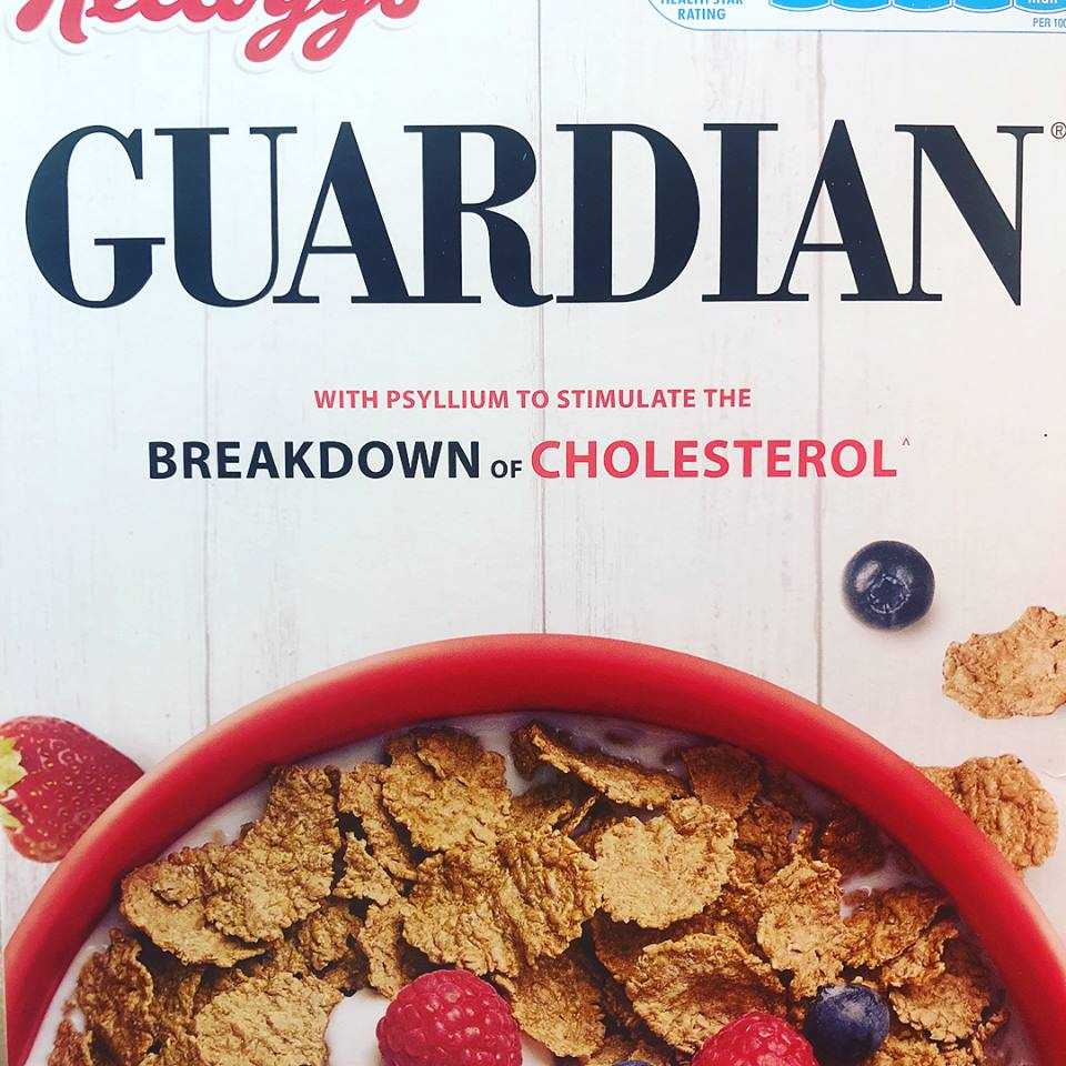 👏its a yes for this one- good breakfast cereal option for the kids  ✅high in wholegrains.  ✅reasonably low sugar  ✅super high in fibre- great for gut health  ✅low GI.  ✅low in salt.  ✅tastes good.  ✅added B group vitamins.  ✅added iron- for those fussy eaters.