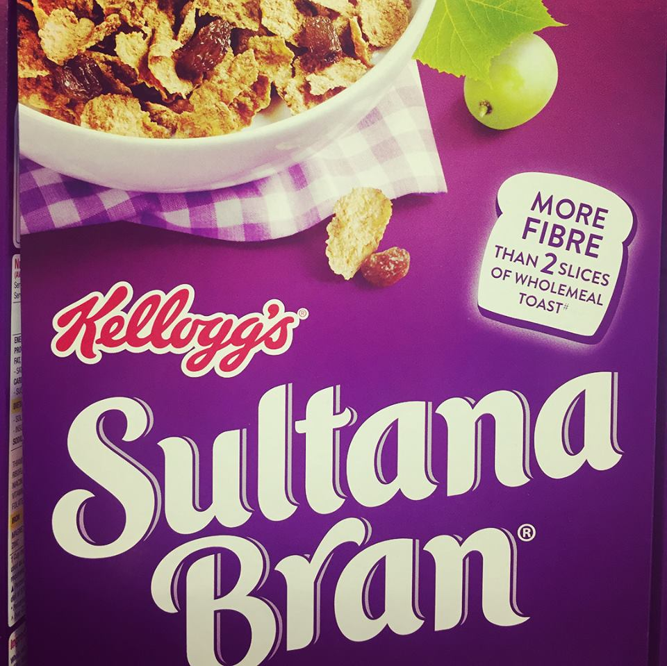 """🤔 I'm often told that people think this cereal is confusing as they think it's high in added sugar........but is it???  ✔️great source of whole grains and fibre to support gut health (3/4 insoluble 1/4 soluble fibre)  ✔️reasonably low in salt (270mg/100g)  ✔️low in added sugar - over 2/3 of the sugar in this product comes from the sultanas (yes the naturally occurring sugar from fruit gets bundled into the """"sugars"""" line)  ✔️has added iron, zinc and other B group vitamins  ✔️provides 4.3g protein per 3/4 cup serve (would be 9g protein with 1/2 cup milk added)  Verdict: 👍 Aside from some of the standouts such as Oats, Muesli and Weetbix, Sultana Bran is a pretty good breakfast cereal option!"""