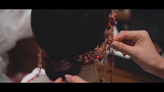 Lisa and Alan Wedding Highlights (Same Day Edits) - @hnin_eiei_lwin  #wedding #sgbrides #weddingvideography #weddingvideo #weddingvideographer #serenadefilms #sony #sonysingapore #a7iii #cinematography #igwedding #samedayedit
