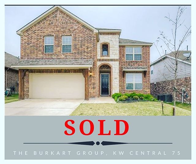 Another fantastic Wylie home has SOLD!  We are your neighborhood experts!