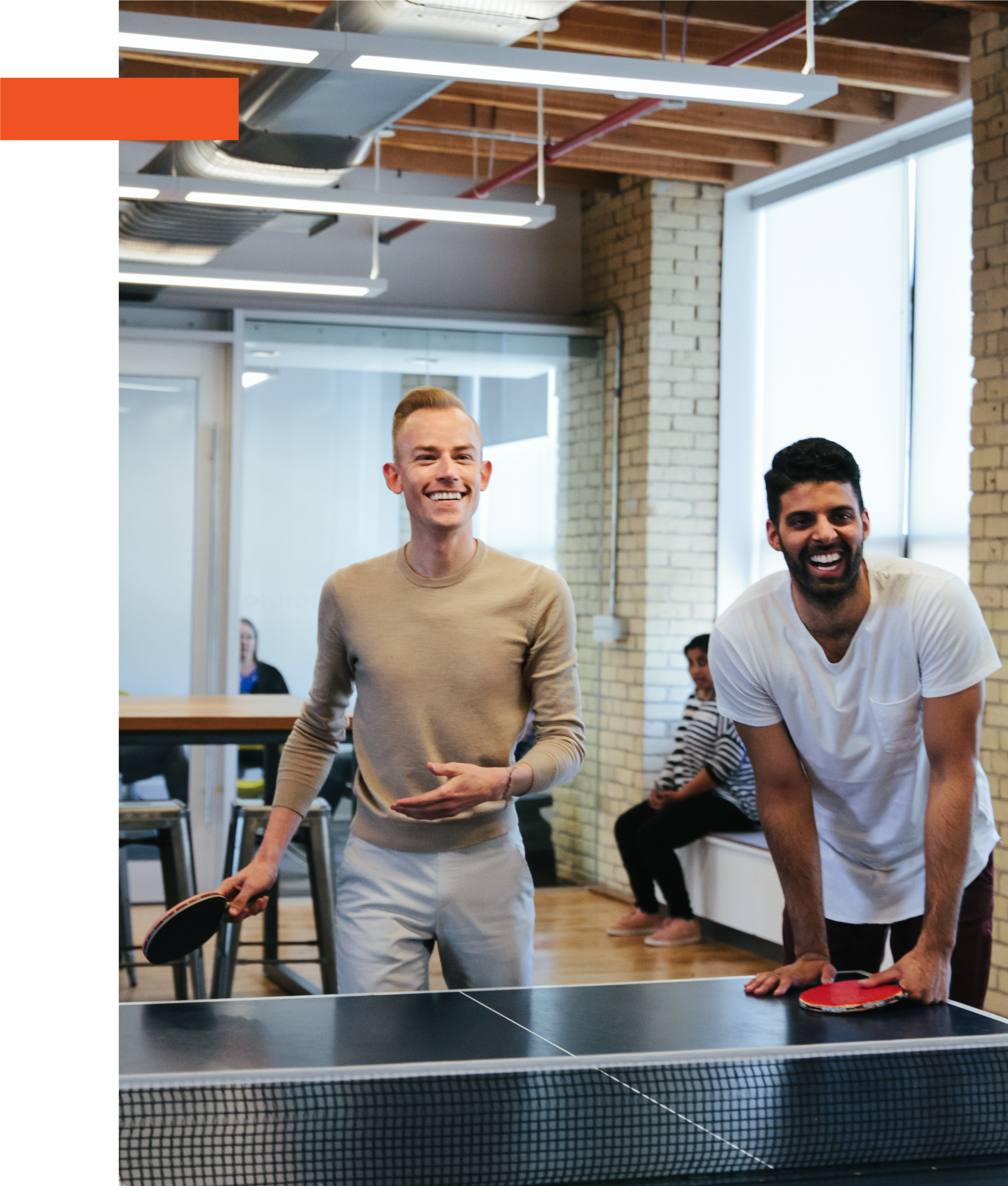 Our culture - is defined by meaningful work, deep employee engagement and diversity in background & thought. But ask anyone at Loblaw Digital why they love it here and they'll answer the same way every time: it's the people.Meet them➝