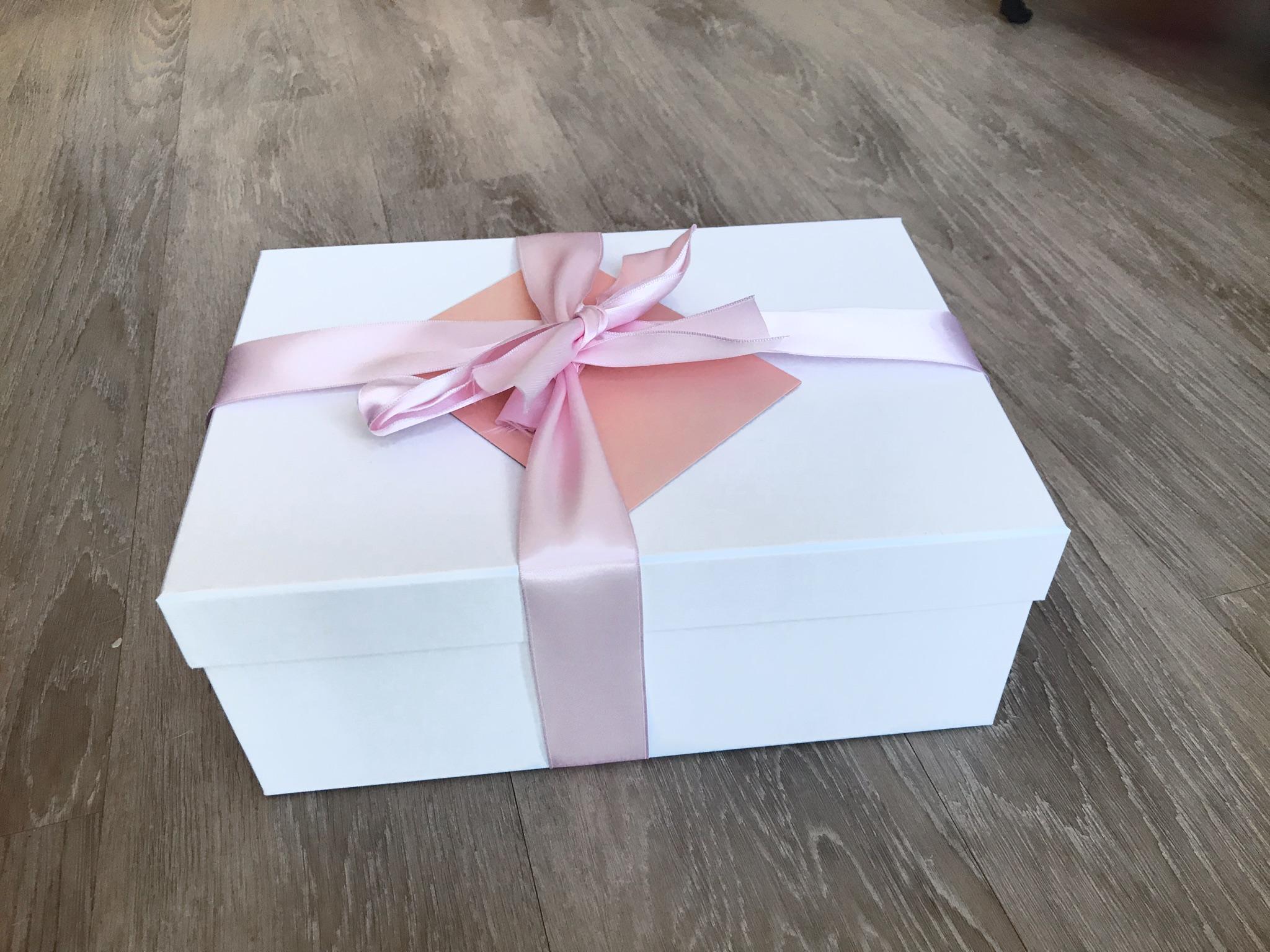 Pretty Bridesmaid Box