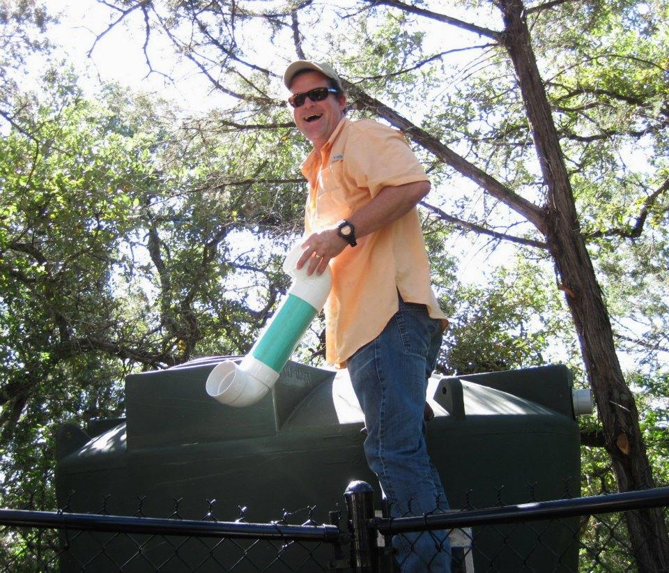Austin Custom Home Builder, Warren Spain