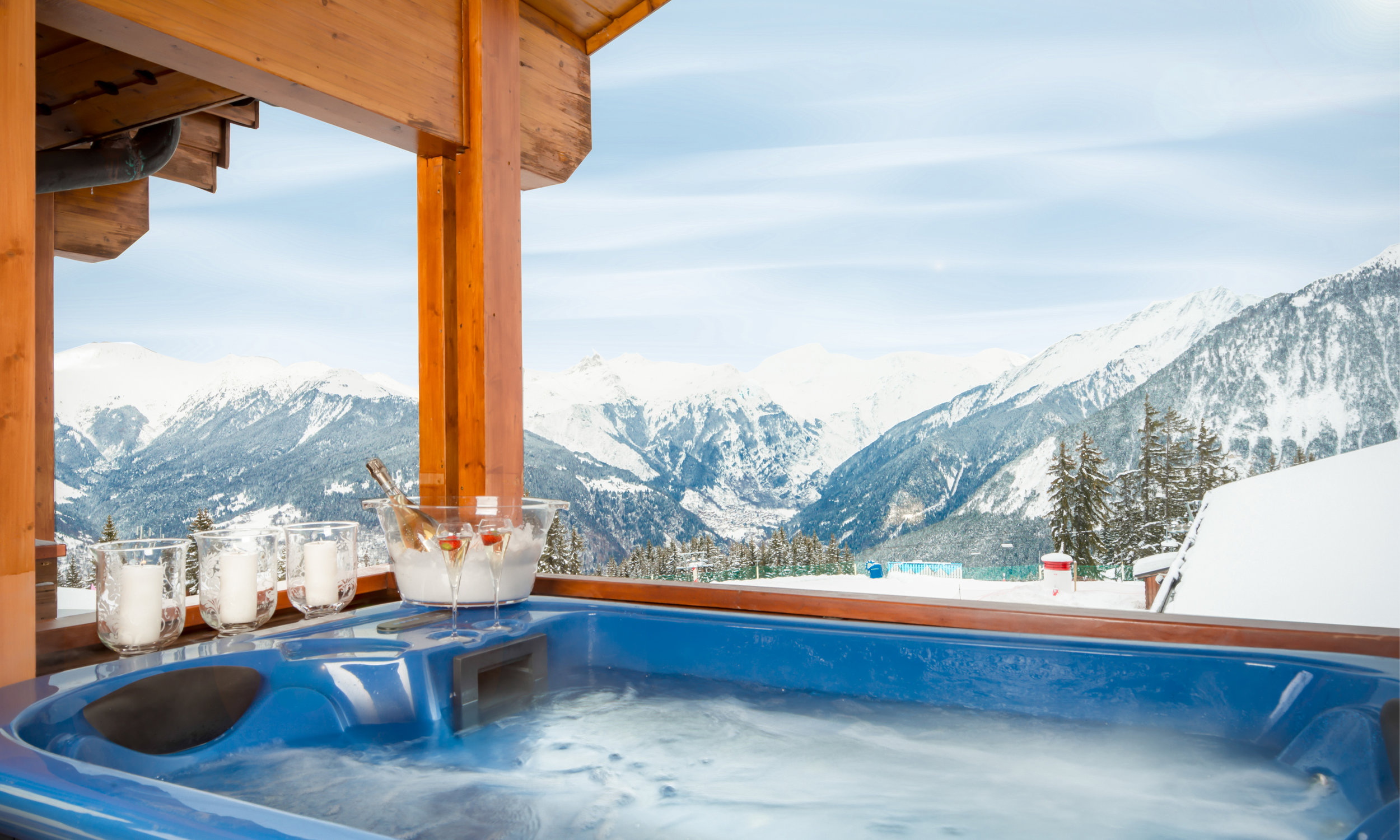 Courchevel Luxury rental relax and recharge
