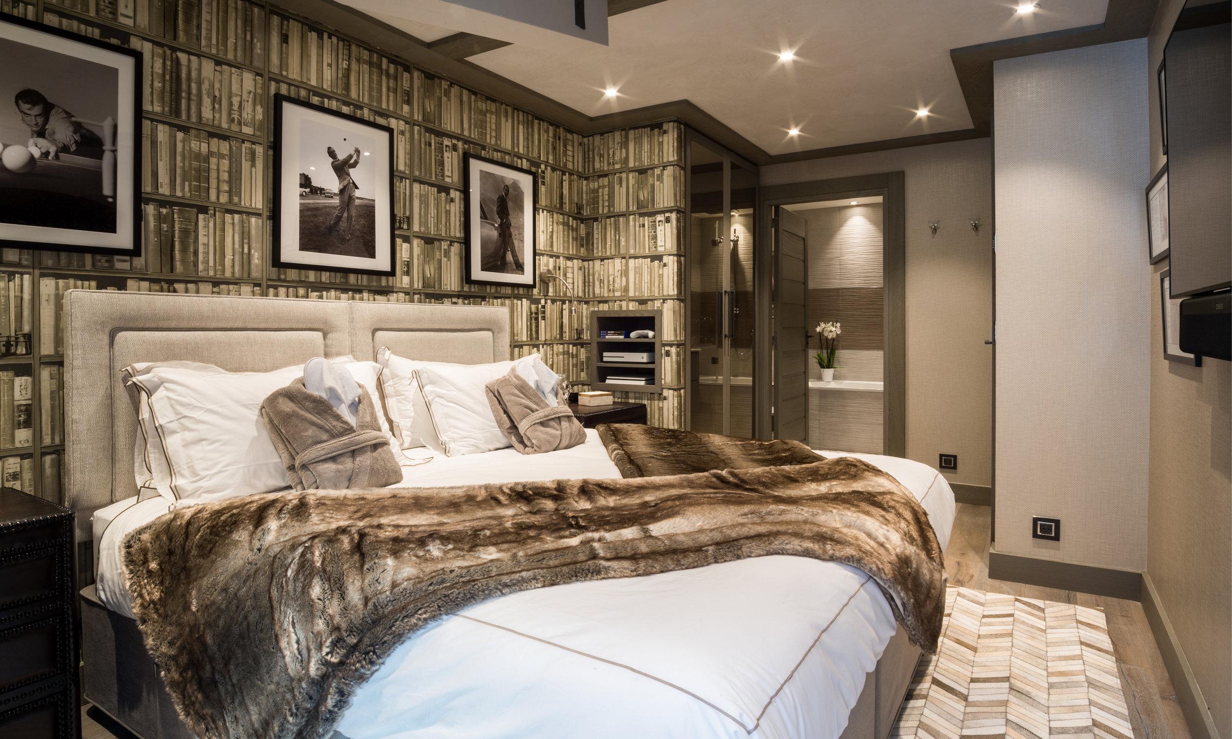 Courchevel Luxury rental superb staterooms