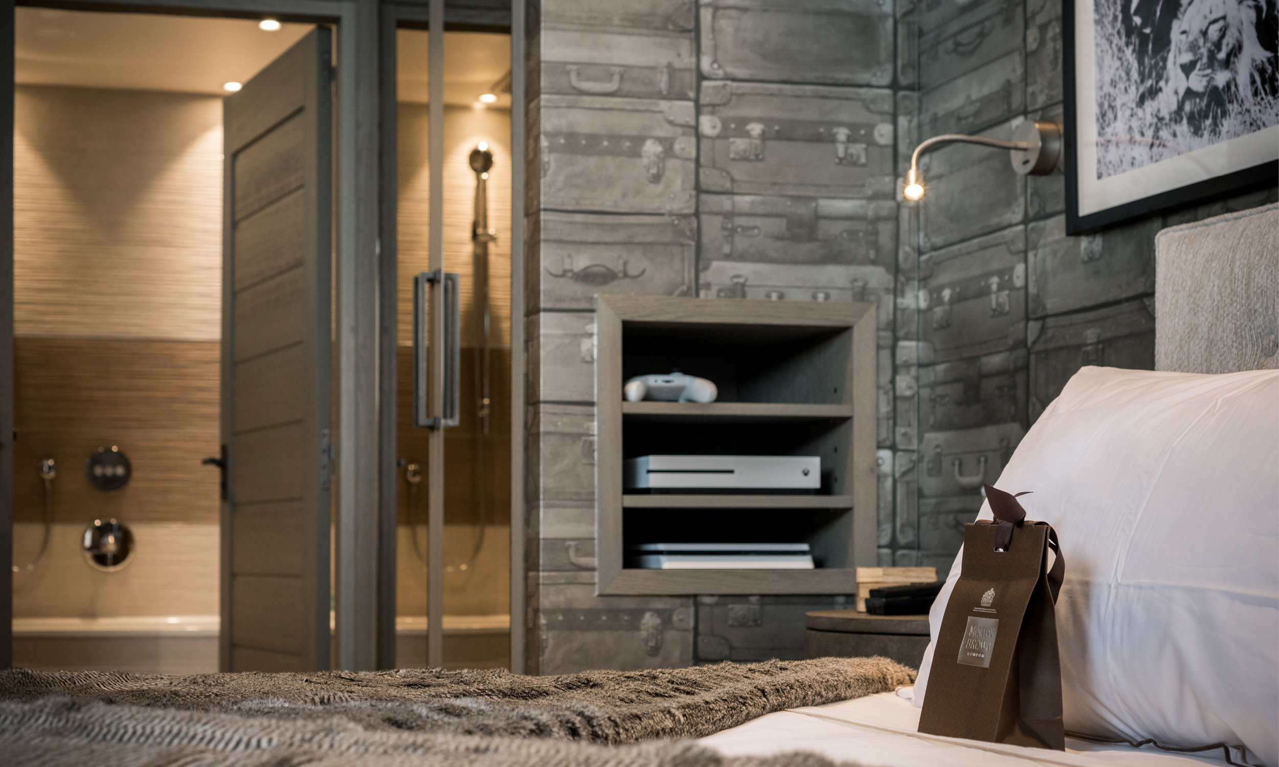Courchevel Luxury rental elegant decoration