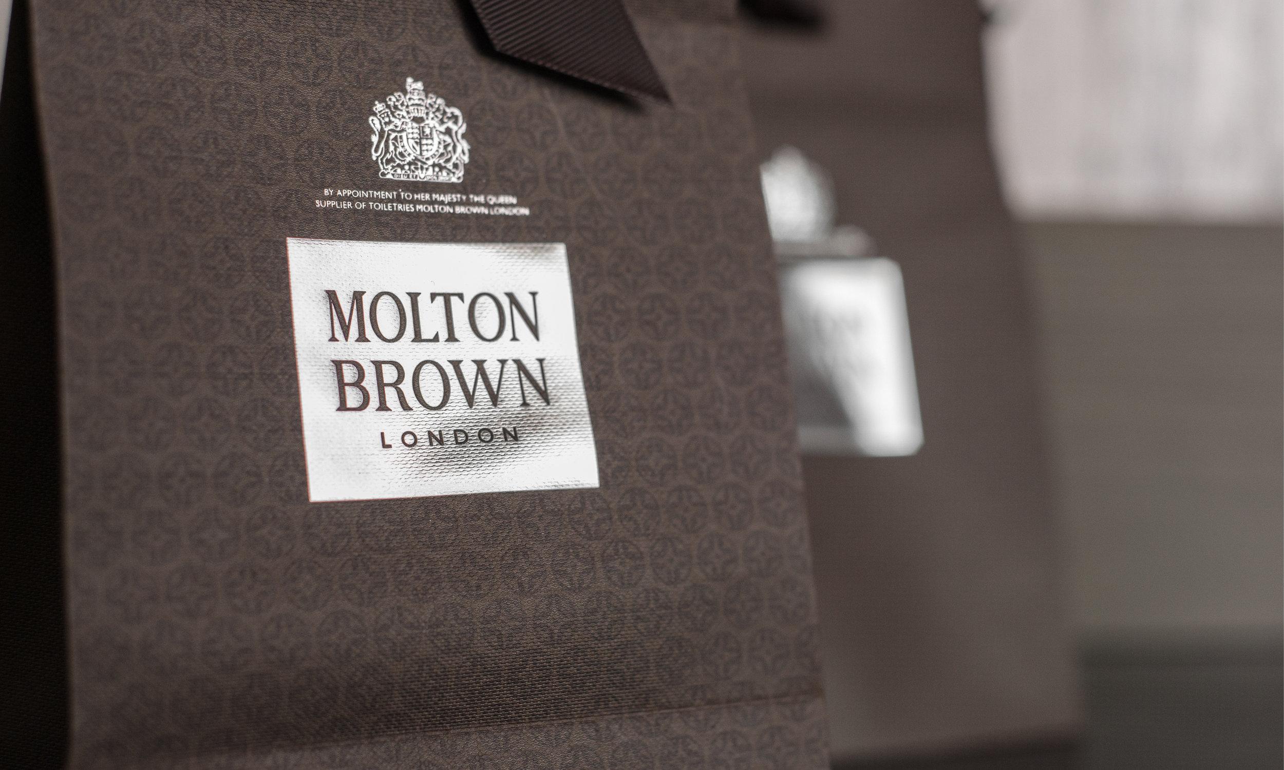 Courchevel Luxury rental Molton Brown toiletries