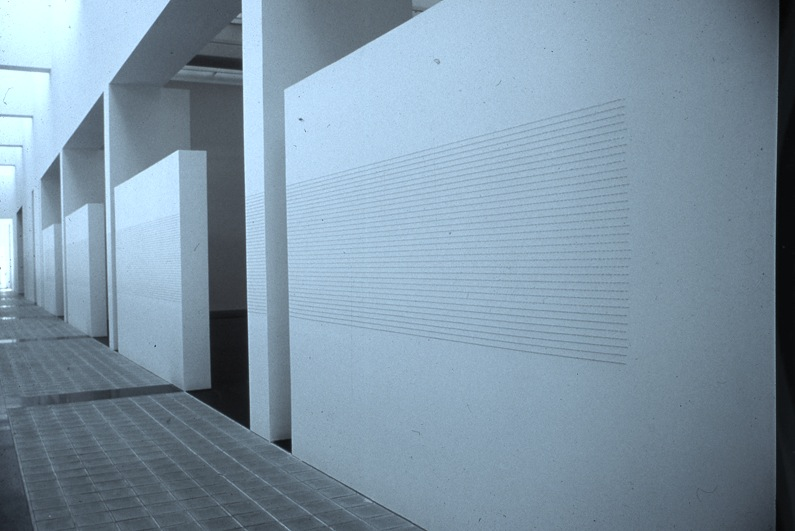 Copy of MACBA Barcelona Broken Line  1996