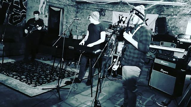 Theoretic has been busy in the studio prepping for our August 3rd show at BarBar. We're so excited to play with our friends, Parking With Planets who are kicking off their tour! Come out for drinks, music, and tons of fun! More details/reminders to come. . . . . #barbardenver #parkingwithplanets #touringbands #coloradobands #303music #localindierock #localbands #livemusic #1000thingstodoindenver #rocknrollbaby