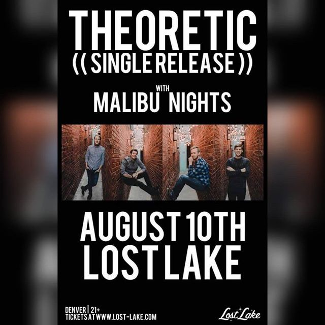 THIS SATURDAY!! We're playing @lostlakedenver to celebrate our new single 'Fire' with @malibunightsband and @tesorosound! Presale tickets available for just $5, send us a message. . . .  #denverbands #coloradobands #newmusic #indie #indiemusic #newrelease #denver #listentothis #supportlocal #localbands #localmusic #singlerelease #saturdayplans #saturdaynight photo credit to @ktlangleyphotography