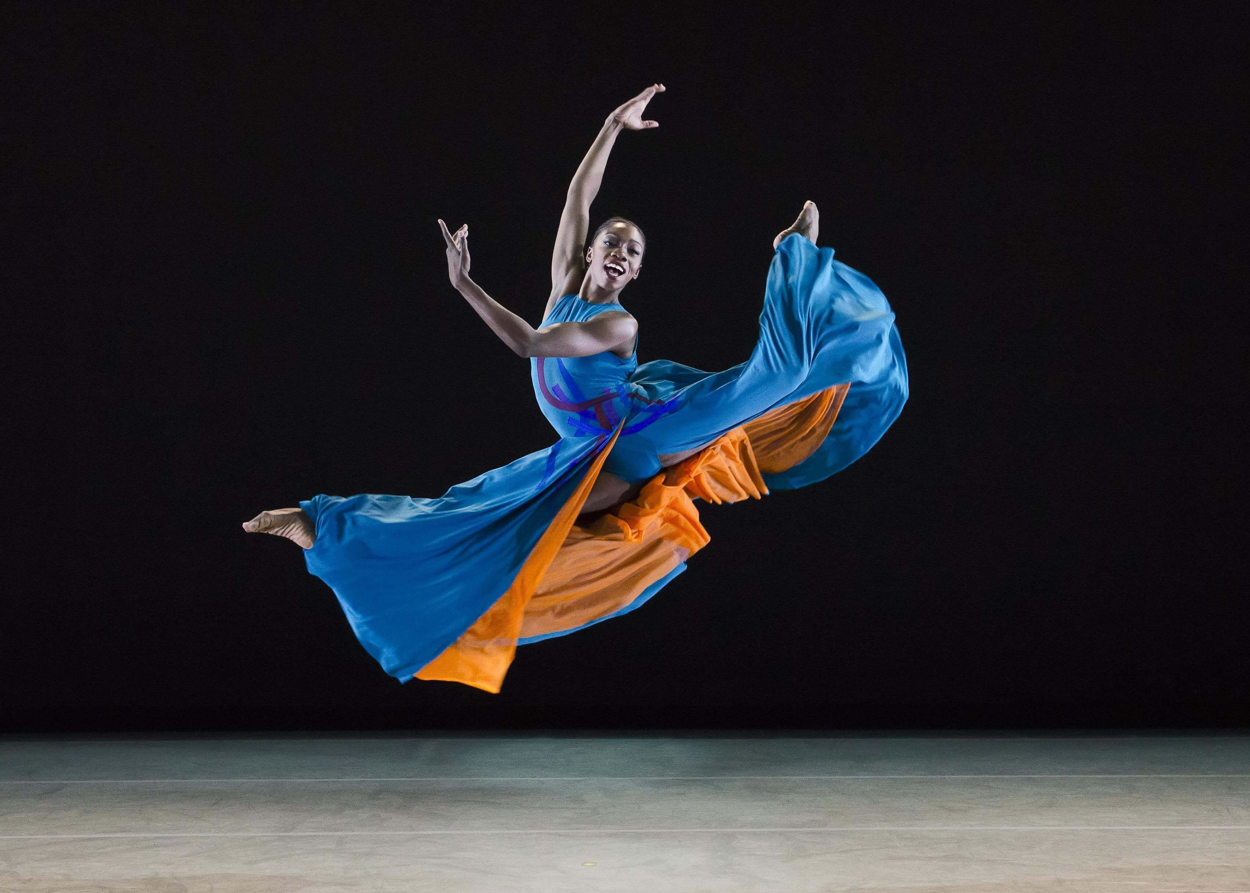 Ailey II's Khalia Campbell. Photo by Kyle Froman_1117.jpg