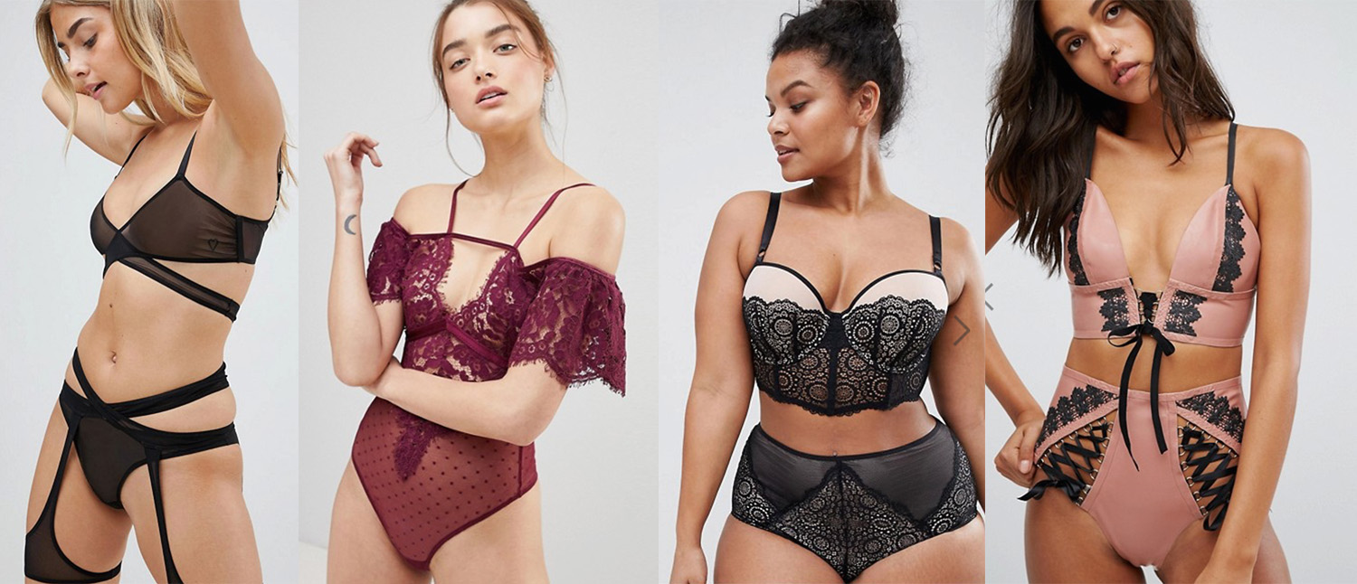 ASOS | Where to Shop for Your Boudoir Session by Virago Boudoir Photography