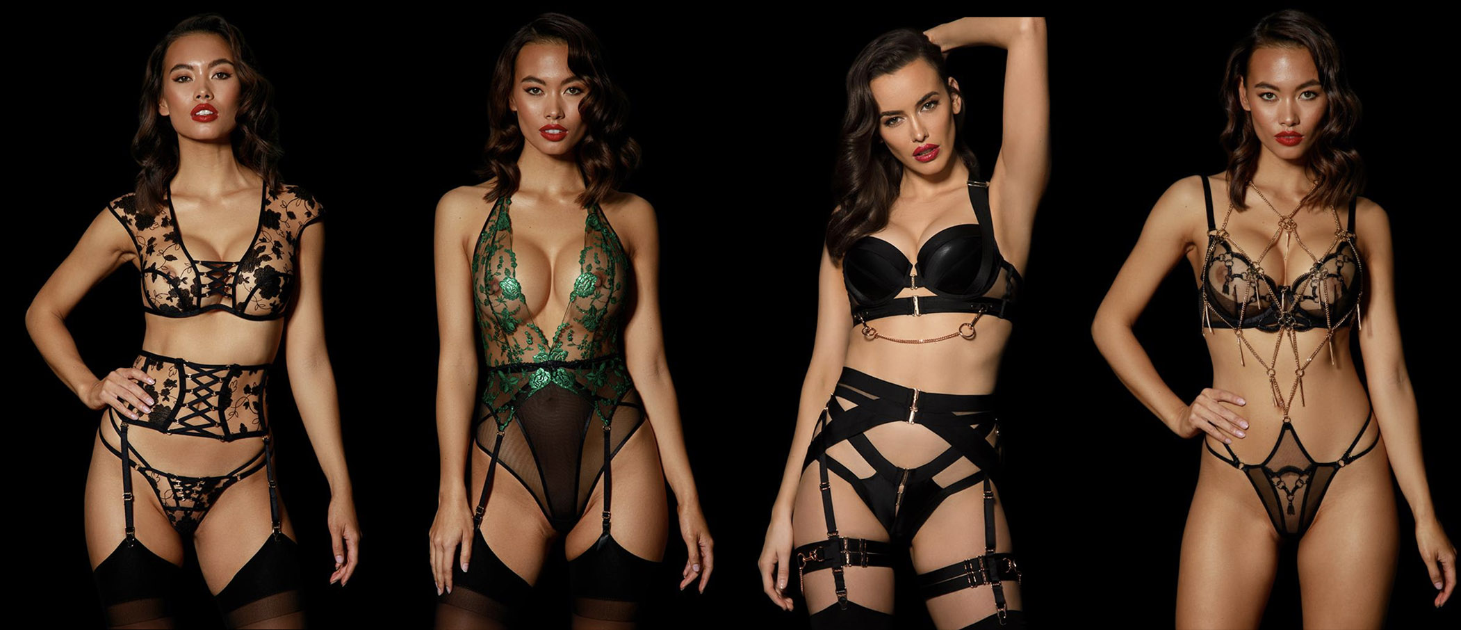 Honey Birdette | Where to shop for your boudoir session with Virago Boudoir, Where to buy lingerie for intimate photography