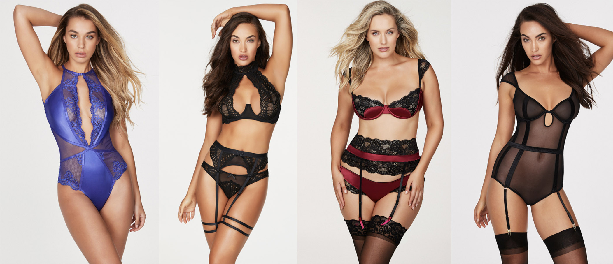 Frederick's of Hollywood | Where to shop for your boudoir session | Online lingerie stores