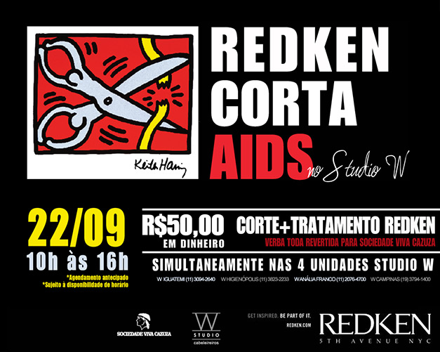 Redken Corta AIDS