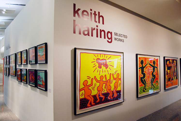 Keith Haring Selected Works (SP)