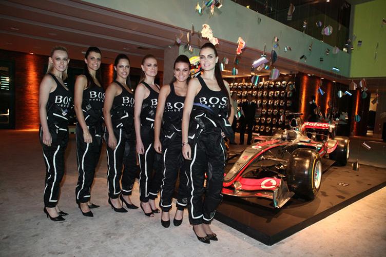 Hugo Boss McLaren F1 30 Years