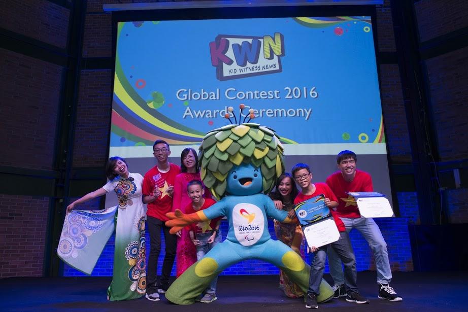 Panasonic Kid Witness News Awards