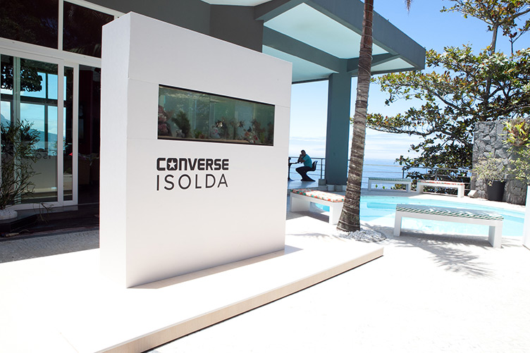 Converse x Isolda Launch Party