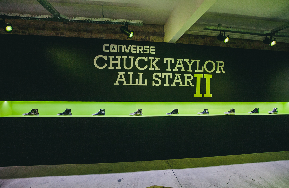 Converse Chuck II Launch Party
