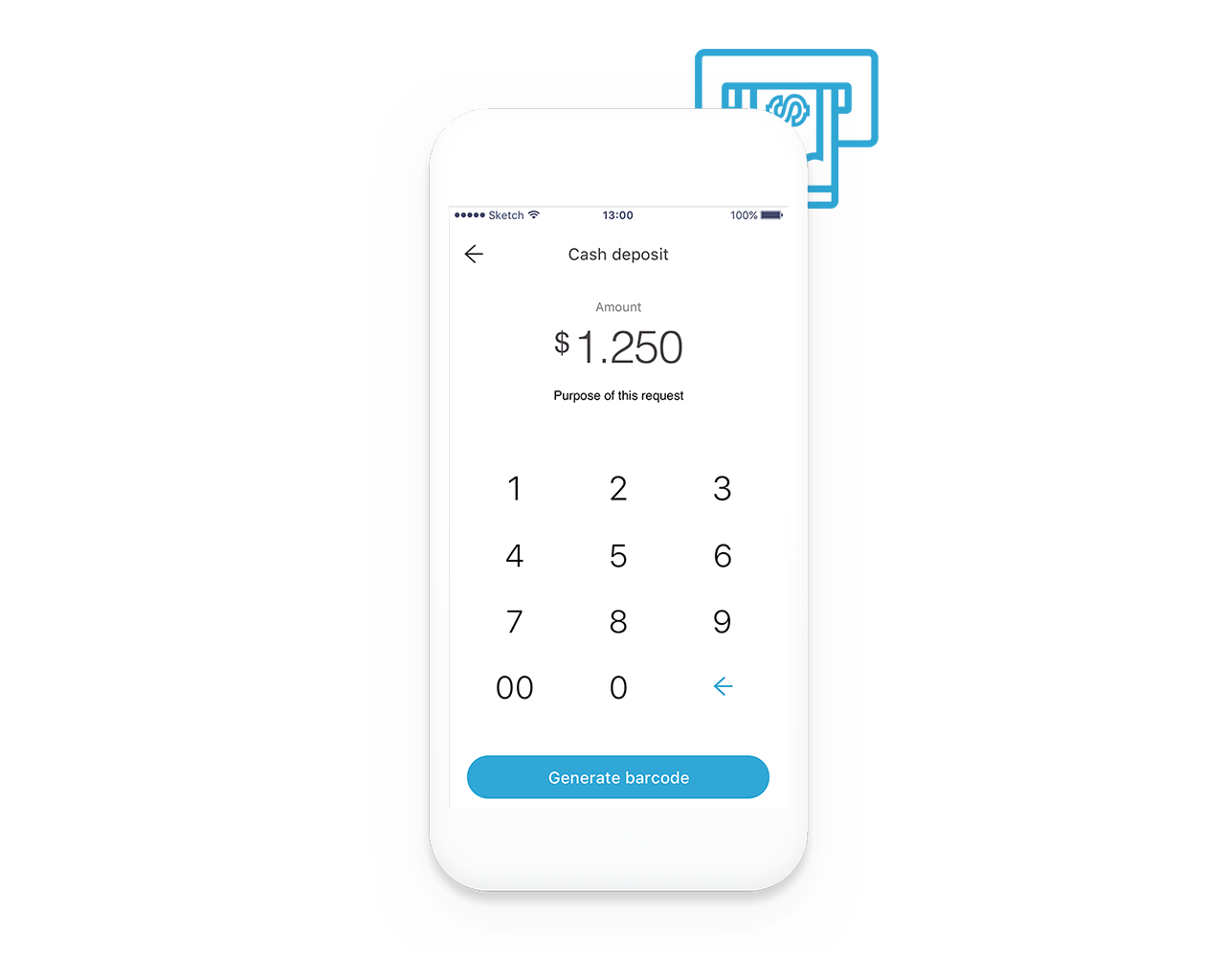Cash deposit and withdrawal - Withdraw cash and top up your account through geo-located RedCloud agents, or existing bank accountsExtended reach at minimal cost, through RedCloud's dynamic agent networkEasy integration with multiple agency networks