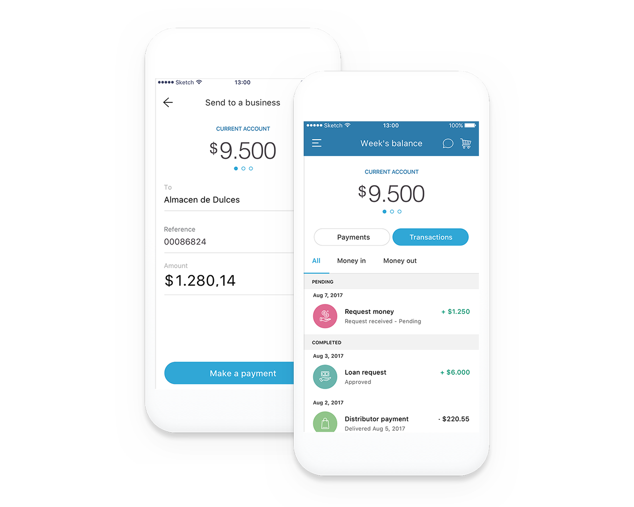 Universal Transaction Engine - Fast and secure transaction processing between digital accountsStored-value accounts or held by an external bank Loyalty/rewards accounts