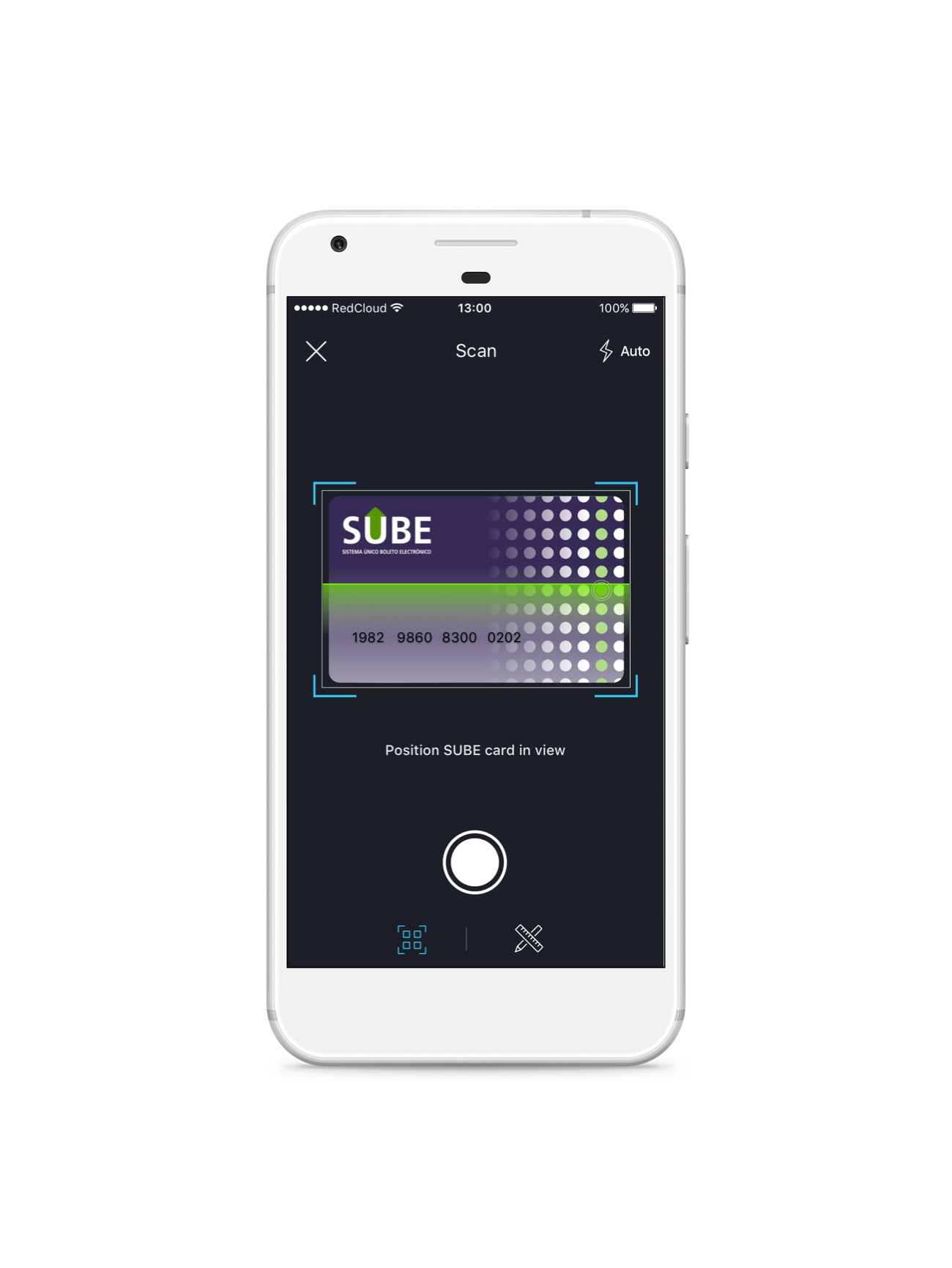 Scan your Sube - RedCloud's easy to use platform allows any retailer to become an 'e tailer' by processing Sube card prepayments for 16M commuters from their stores