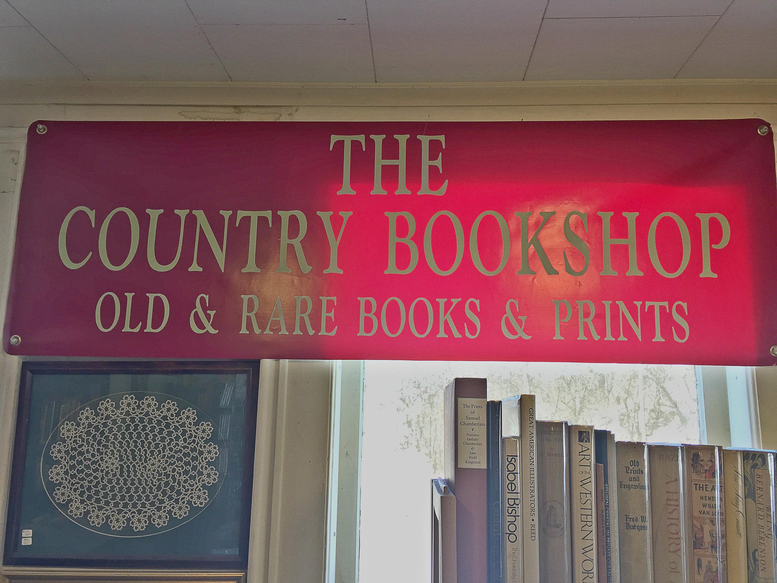 Bookshop sign inside.JPG