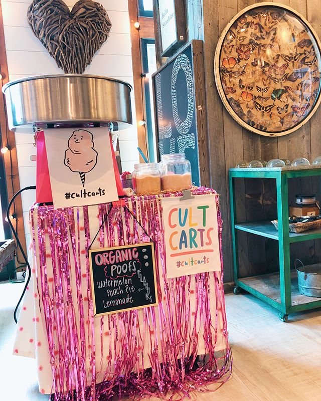 The absolute highest level of complete awesomeness, service based on Intention, respecting every guest and genuine kindness makes our treat Carts an absolute necessity for every event. 🌼 #partyplanners #eventdesigners #installations #foodcarts #licensedandinsured #atlantabestof #womanowned #creativeboom