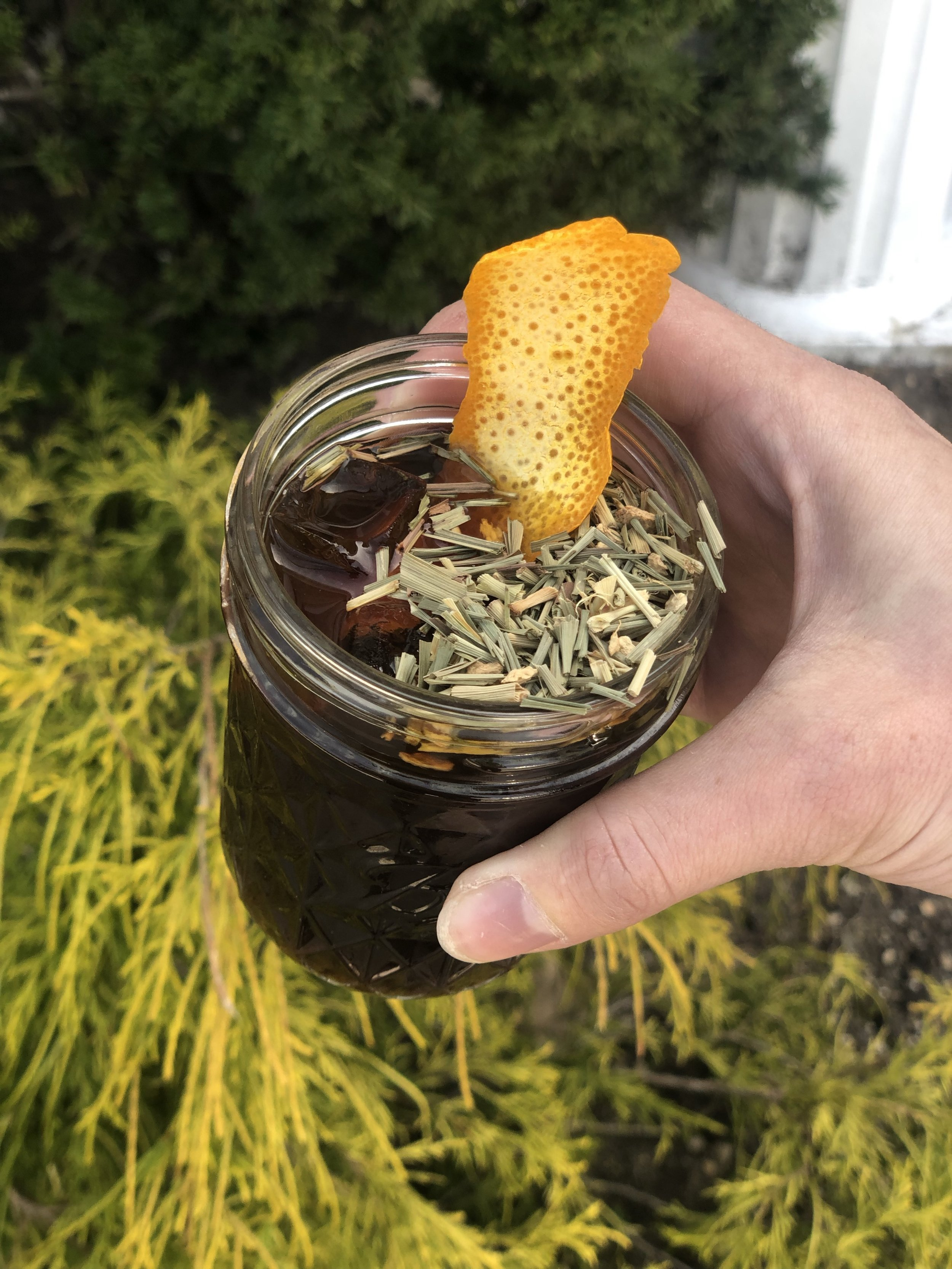 earth brew - COLD BREW INFUSION