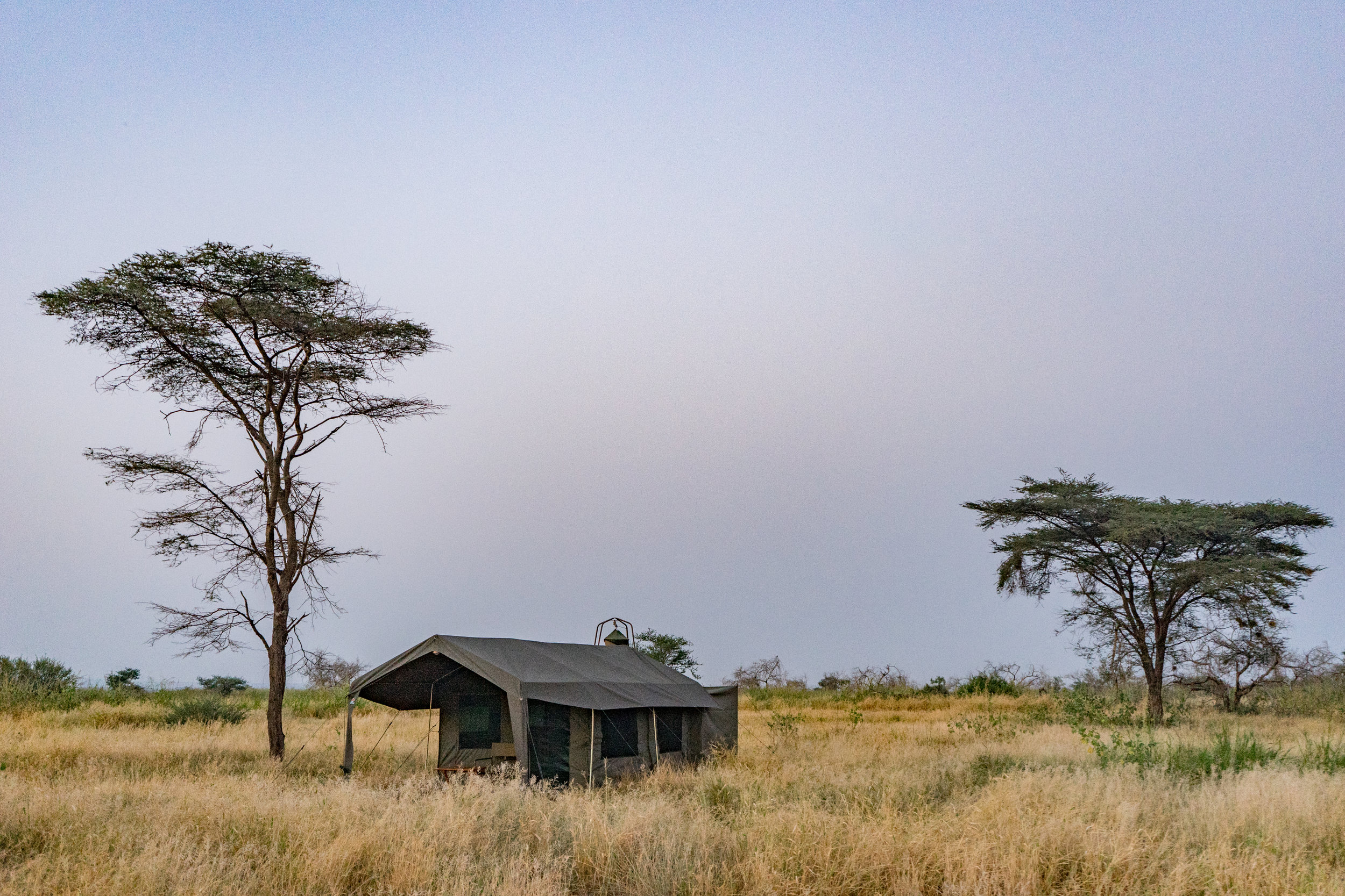 Alideghi Private Mobile Camp