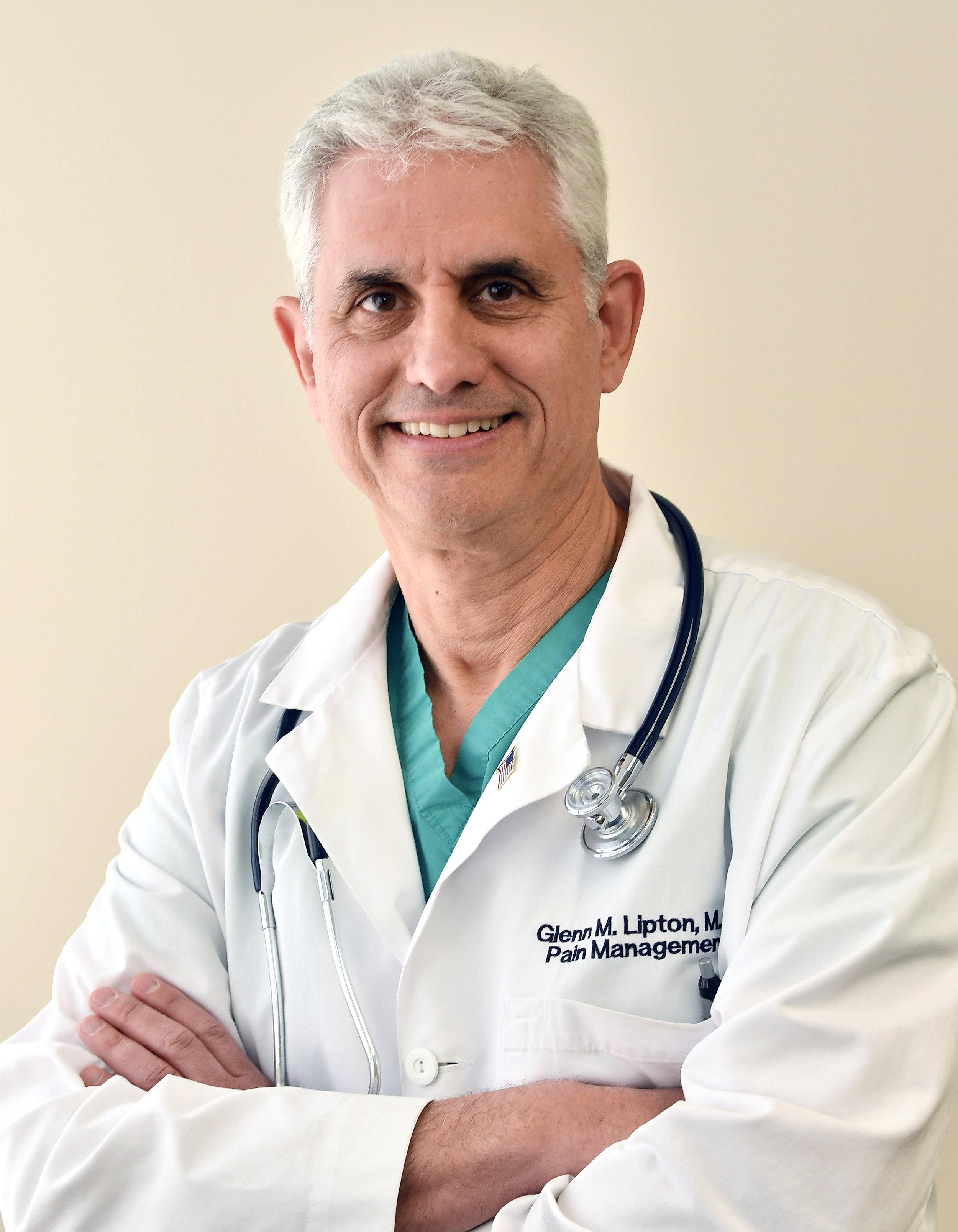 Glenn Lipton, MD