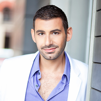 Michele Angelini, tenor -